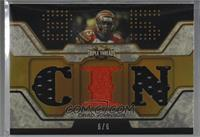Chad Johnson [Noted] #/6