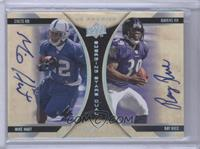 Mike Hart, Ray Rice /1
