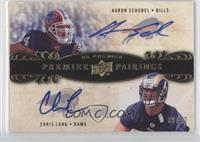 Aaron Schobel, Chris Long /42