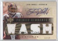 Jason Campbell #/15