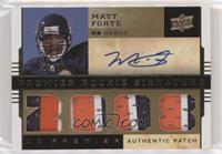 Matt Forte #/30