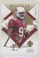 Calais Campbell [Noted] #/275