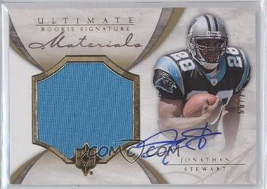 2008 Ultimate Collection - [Base] #205 - Jonathan Stewart /99