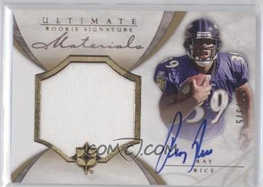 2008 Ultimate Collection - [Base] #217 - Ray Rice /375