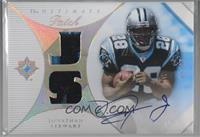 Jonathan Stewart [Noted] #/25