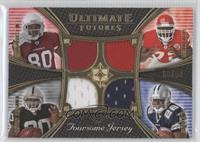 Early Doucet, Glenn Dorsey, Felix Jones #/50