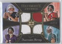 Matt Ryan, Chad Henne, Kevin O'Connell, Joe Flacco /50