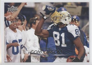 2008 Upper Deck - [Base] #52 - Terrell Owens