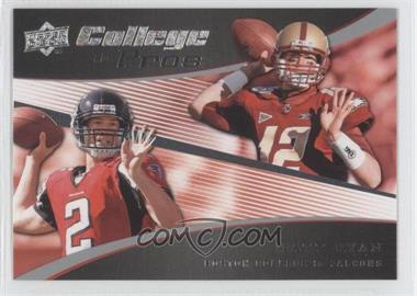 2008 Upper Deck - College to Pros #CP28 - Matt Ryan