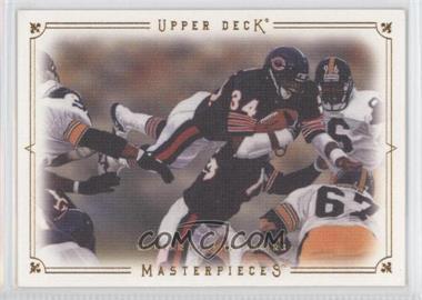 2008 Upper Deck - Masterpiece Previews #MPP7 - Walter Payton