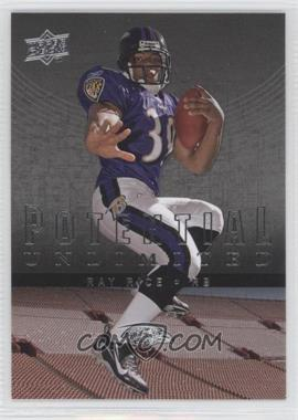 2008 Upper Deck - Potential Unlimited #PU29 - Ray Rice