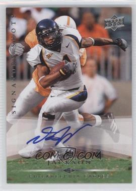 2008 Upper Deck - Signature Shots #SS22 - DeSean Jackson