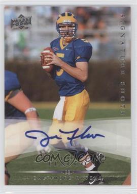 2008 Upper Deck - Signature Shots #SS33 - Joe Flacco
