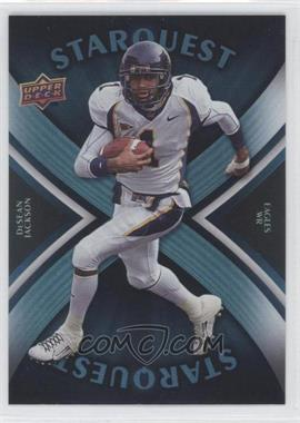 2008 Upper Deck - Starquest - Rainbow Blue #SQ9 - DeSean Jackson