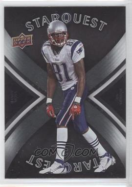 2008 Upper Deck - Starquest - Silver Board #SQ26 - Randy Moss