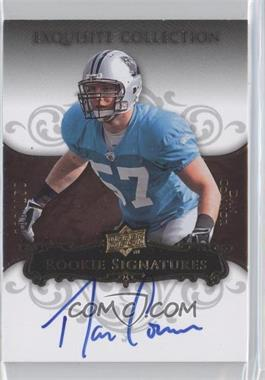 2008 Upper Deck Exquisite Collection - [Base] #111 - Dan Connor /150