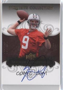 2008 Upper Deck Exquisite Collection - [Base] #120 - Erik Ainge /150