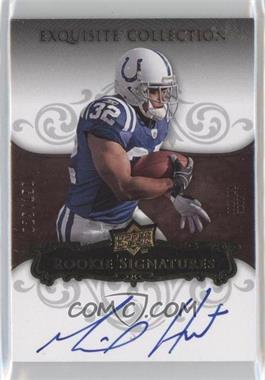2008 Upper Deck Exquisite Collection - [Base] #139 - Mike Hart /150