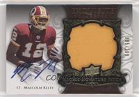 Rookie Signature Patch - Malcolm Kelly #/199