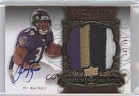 Rookie Signature Patch - Ray Rice #/199
