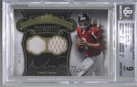 Matt Ryan [BGS 9 MINT] #/35