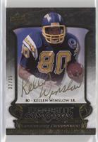 Kellen Winslow Sr. #/35