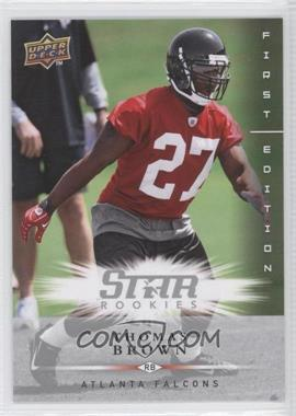 2008 Upper Deck First Edition - [Base] #195 - Thomas Brown