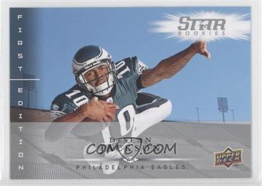 2008 Upper Deck First Edition - [Base] #210 - DeSean Jackson