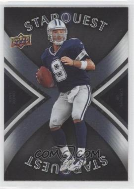 2008 Upper Deck First Edition - Starquest #SQ30 - Tony Romo