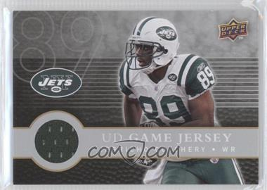 2008 Upper Deck First Edition - UD Game Jersey #FGJ-CO - Jerricho Cotchery