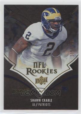 2008 Upper Deck Icons - [Base] #189 - Shawn Crable /750