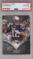 Tom Brady [PSA 10 GEM MT]