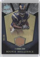 Donnie Avery /35