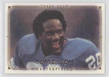 2008 Upper Deck Masterpieces - [Base] #77 - Billy Sims