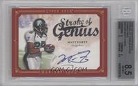 Matt Forte' /10 [BGS 8.5 NM‑MT+]
