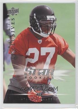 2008 Upper Deck Rookie Exclusives - [Base] #RE47 - Thomas Brown
