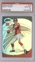 Matt Ryan /999 [PSA 10 GEM MT]