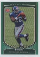 Andre Brown #/99