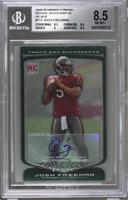 Josh Freeman [BGS 8.5 NM‑MT+] #/10
