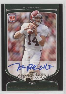 2009 Bowman Draft Picks - [Base] - Rookie Autographs [Autographed] #136 - John Parker Wilson