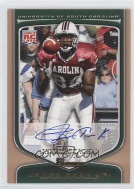2009 Bowman Draft Picks - [Base] - Rookie Autographs Bronze [Autographed] #148 - Jared Cook /99
