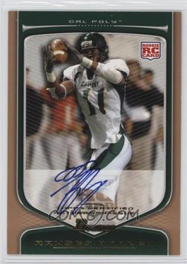 2009 Bowman Draft Picks - [Base] - Rookie Autographs Bronze [Autographed] #172 - Ramses Barden /99