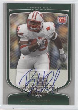 2009 Bowman Draft Picks - [Base] - Rookie Autographs Silver [Autographed] #194 - P.J. Hill /50