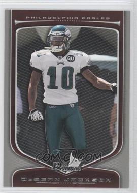 2009 Bowman Draft Picks - [Base] - Silver #91 - DeSean Jackson /50