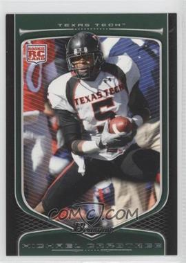 2009 Bowman Draft Picks - [Base] #114 - Michael Crabtree