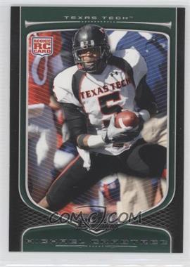 2009 Bowman Draft Picks - [Base] #114 - Michael Crabtree