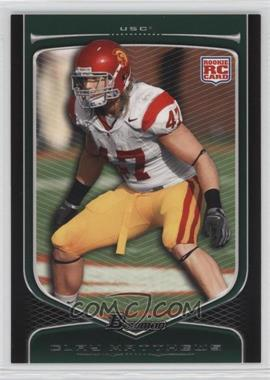 2009 Bowman Draft Picks - [Base] #196 - Clay Matthews