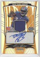 Ramses Barden (Uniform Number Partially Visible) #/10
