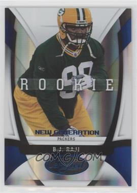 2009 Certified - [Base] - Mirror Blue #131 - B.J. Raji /100