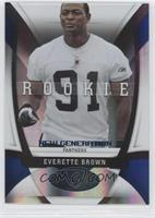Everette Brown /100